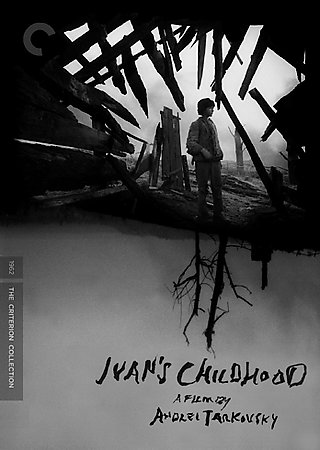 IVAN'S CHILDHOOD BY TARKOVSKY,ANDREI (DVD)