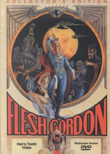 FLESH GORDON UNCUT VERSION BY WILLIAMS,JASON (DVD)