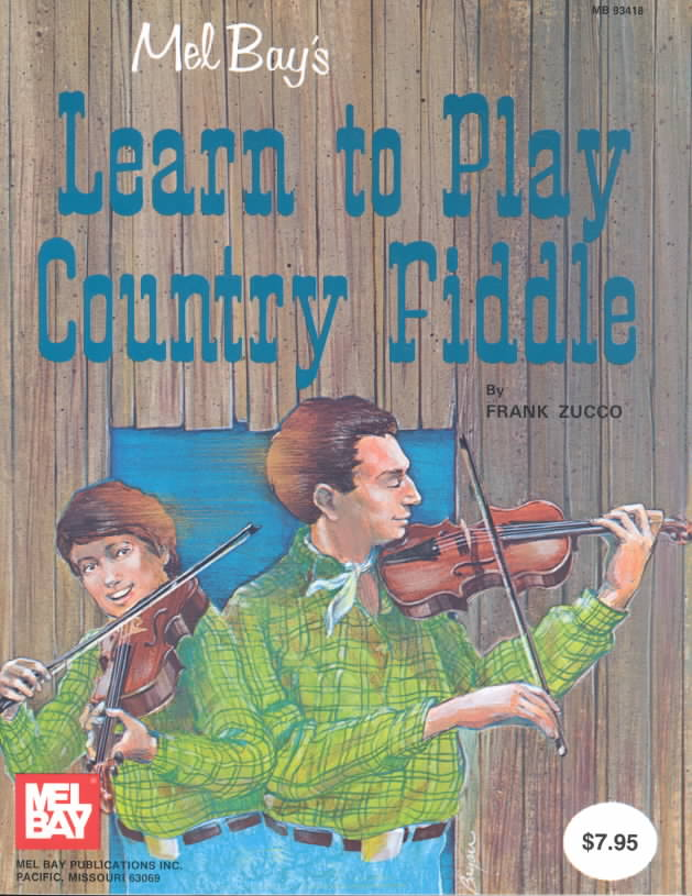 Learn to Play Country Fiddle By Zucco, Frank